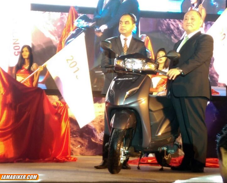 activa 3g launched in delhi