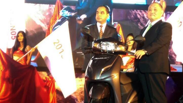 activa 3g launched