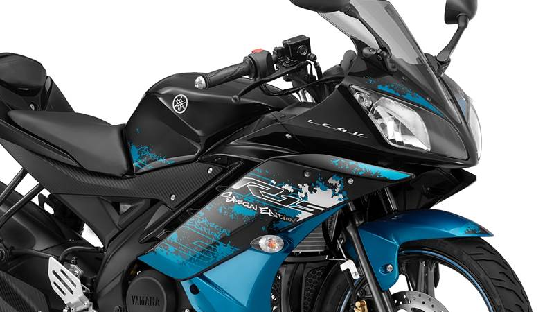 Yamaha R Version  Limited Edition Colours