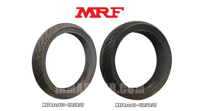 new mrf revz fc1 and fc for ktm duke and rc 390