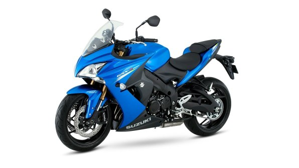 2016 Suzuki GSX-S1000F ABS - blue colour option