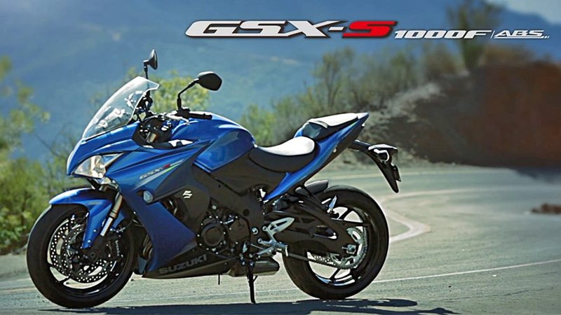 2016 Suzuki GSX-S1000F / S1000 prices announced