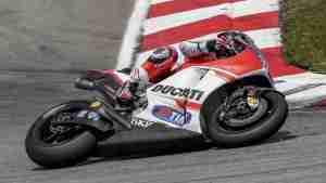 Andrea Dovizioso Ducati GP15