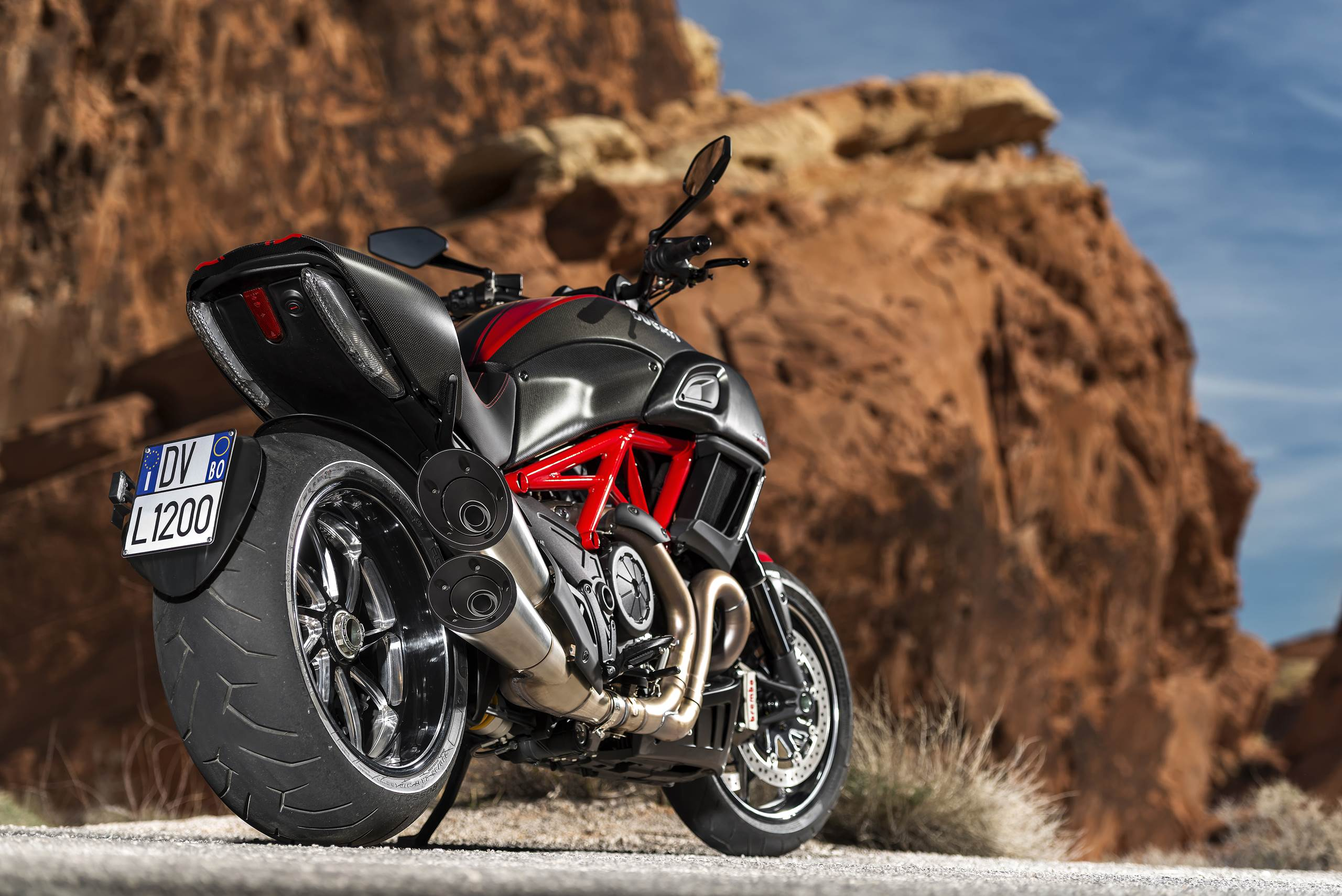 Ducati Diavel India