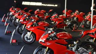 Ducati dealerships in India open