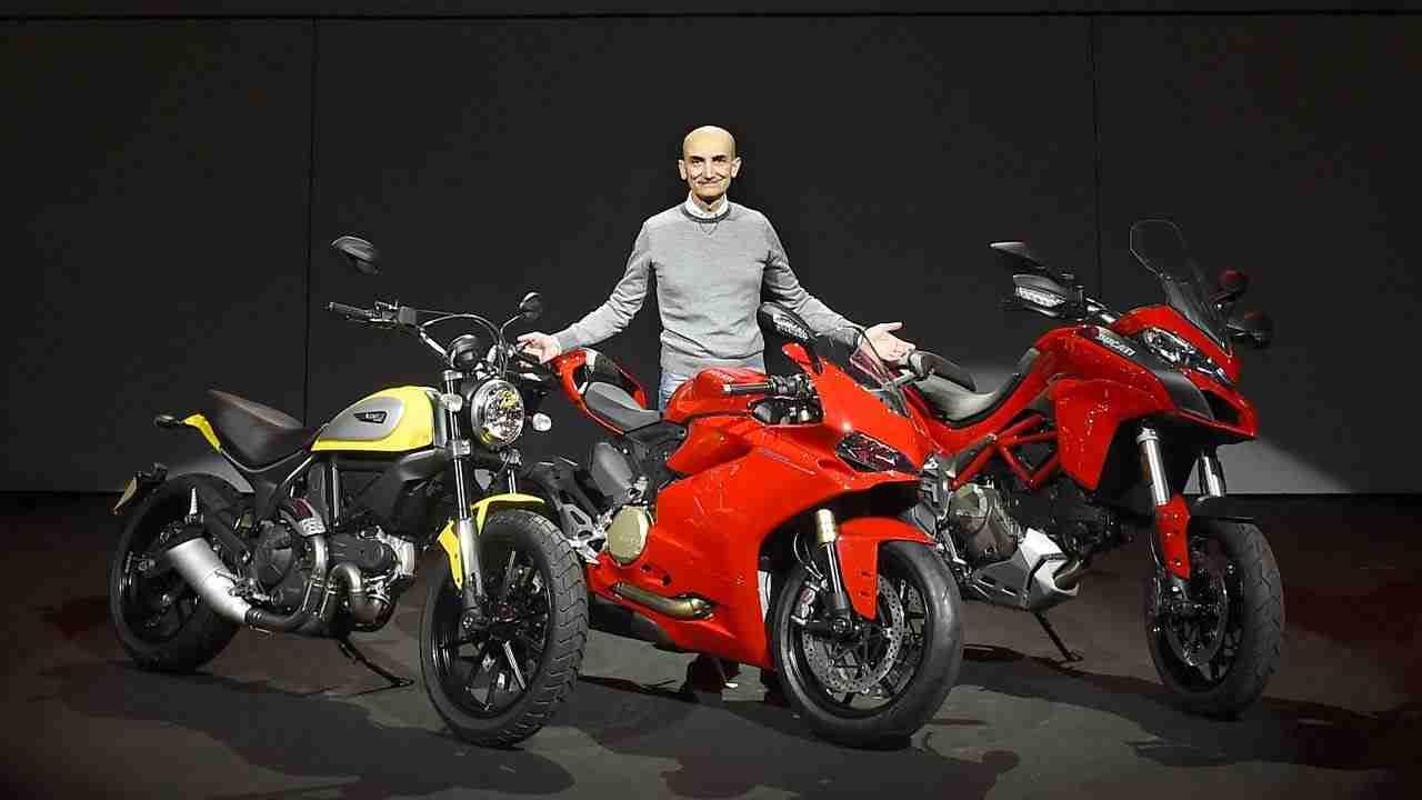Ducati scooter possible - CEO Claudio Domenicali
