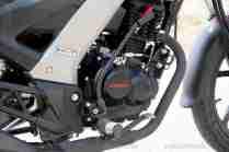 Honda CB Unicorn 160 CBS kick starter