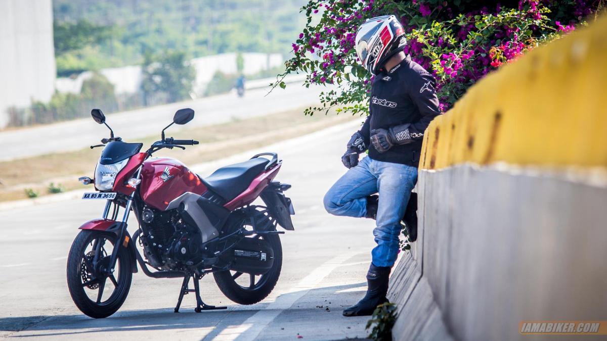 Honda CB Unicorn 160 review
