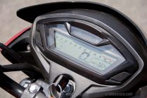 Honda CB Unicorn 160 CBS speedometer