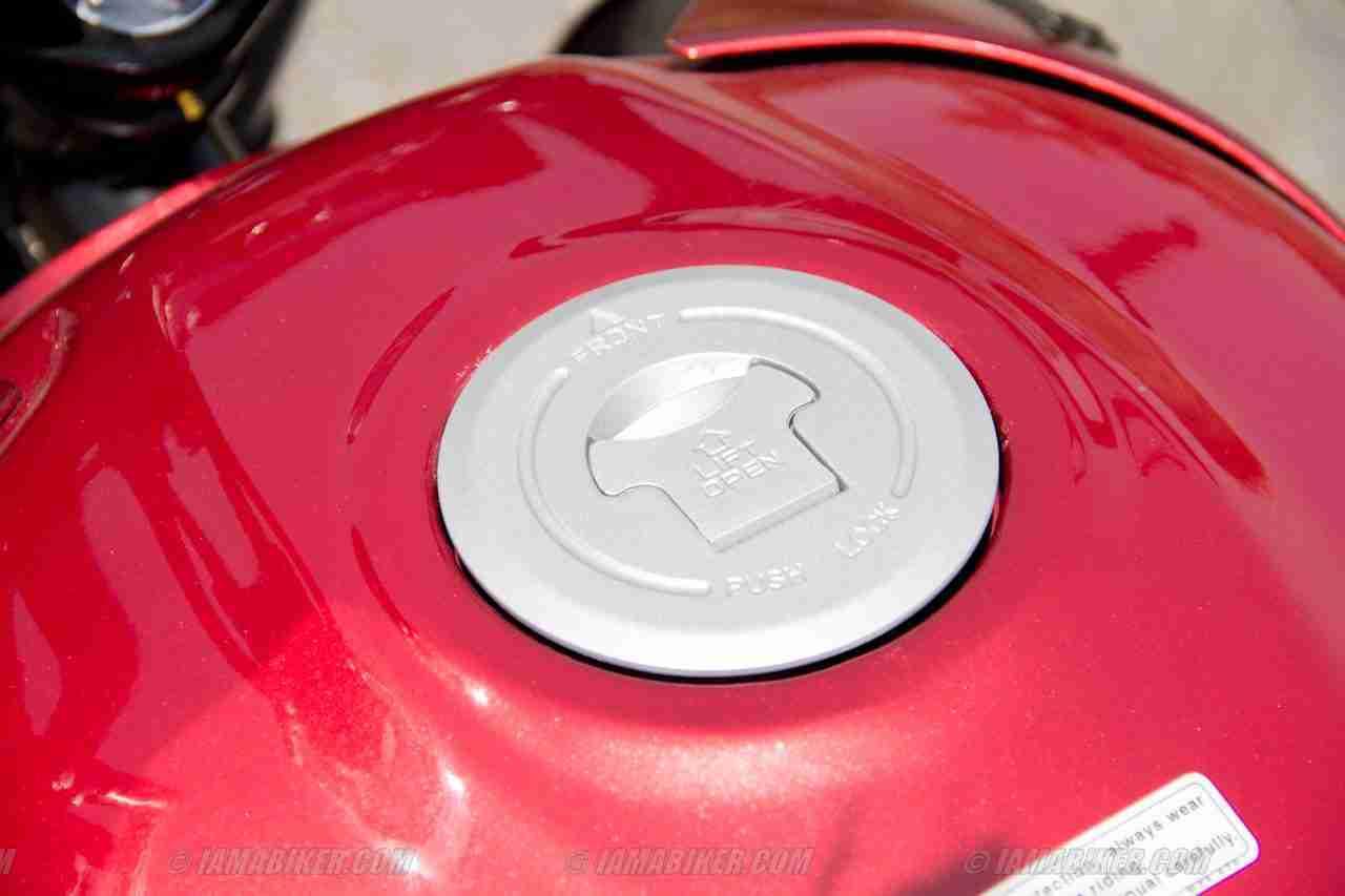 Honda CB Unicorn 160 CBS tank