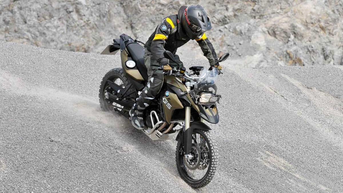 bmw f 800 gs india