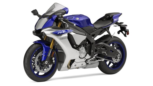 2015 Yamaha YZF-R1M Racing Blue colour option