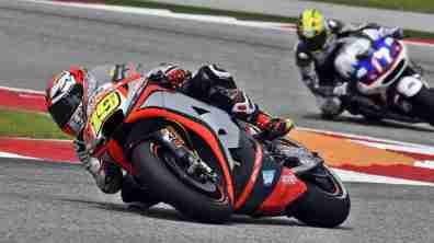 Alvaro Bautista HD wallpaper - MotoGP COTA Austin Texas