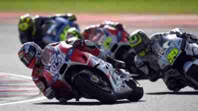 Andrea Dovizioso Argentina MotoGP HD wallpaper
