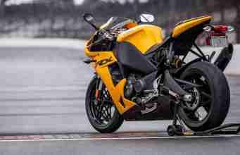 EBR 1190RS yellow