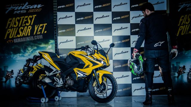 Pulsar RS 200 review - first ride report
