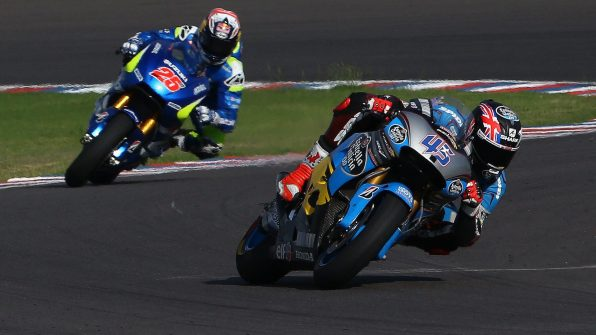 Scott Redding Estrella Galicia HD wallpaper