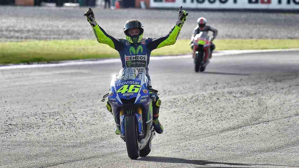 Valentino Rossi Argentina MotoGP HD wallpaper