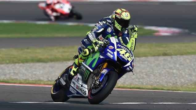 Valentino Rossi Movistar Yamaha HD wallpaper