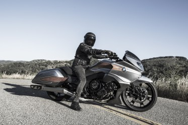 BMW Motorrad Concept 101 side view