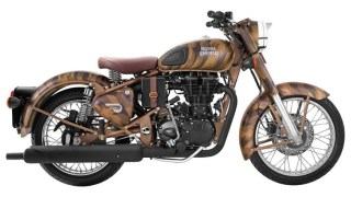 Royal Enfield Classic 500 Desert Storm Despatch limited edition