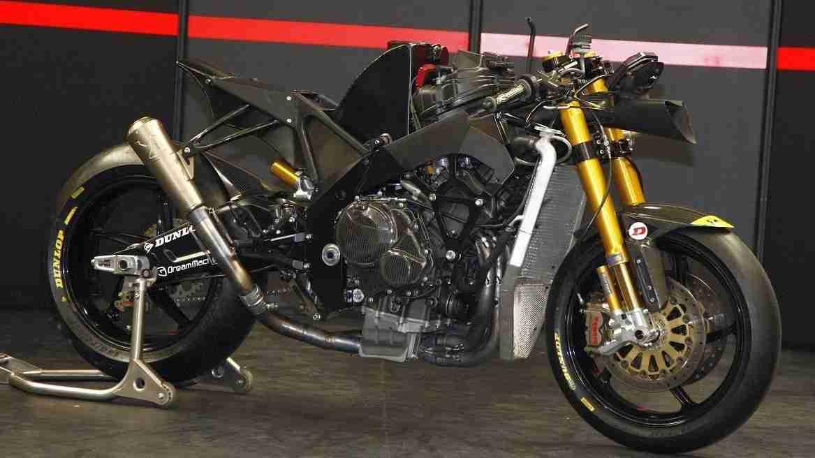 Harris Honda 600 Moto2 GP