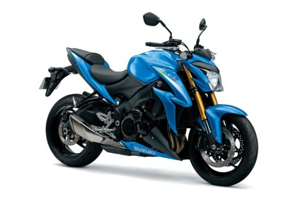 Suzuki GSX-S1000 Metallic Blue colour option