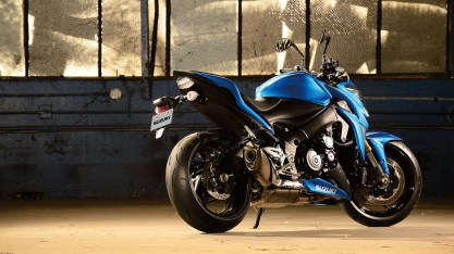 Suzuki GSX-S1000 wallpaper HD
