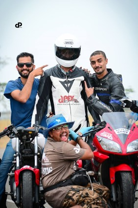 Apex Racing - the Biker Stig