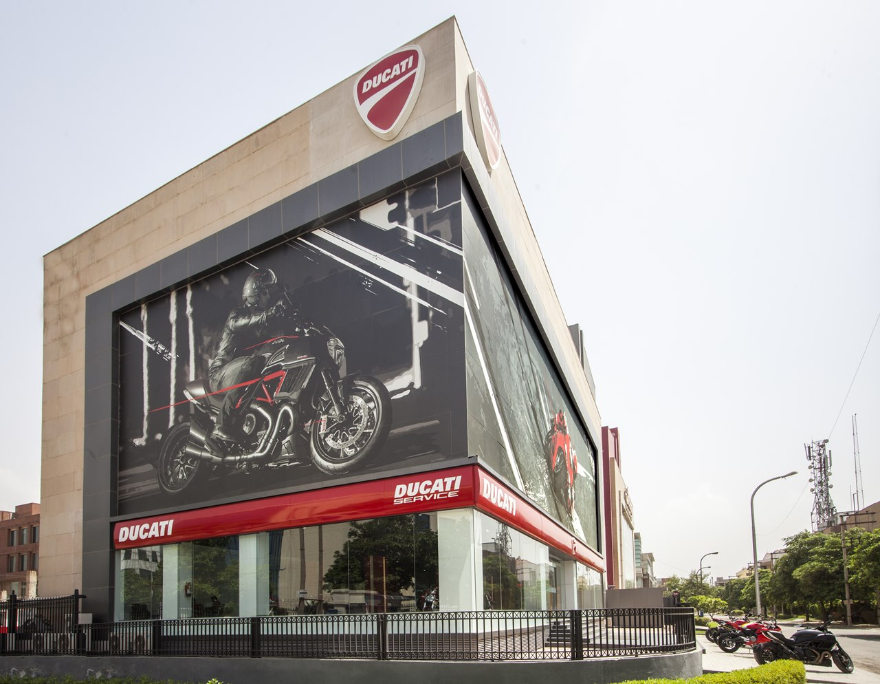 Ducati India - New Delhi