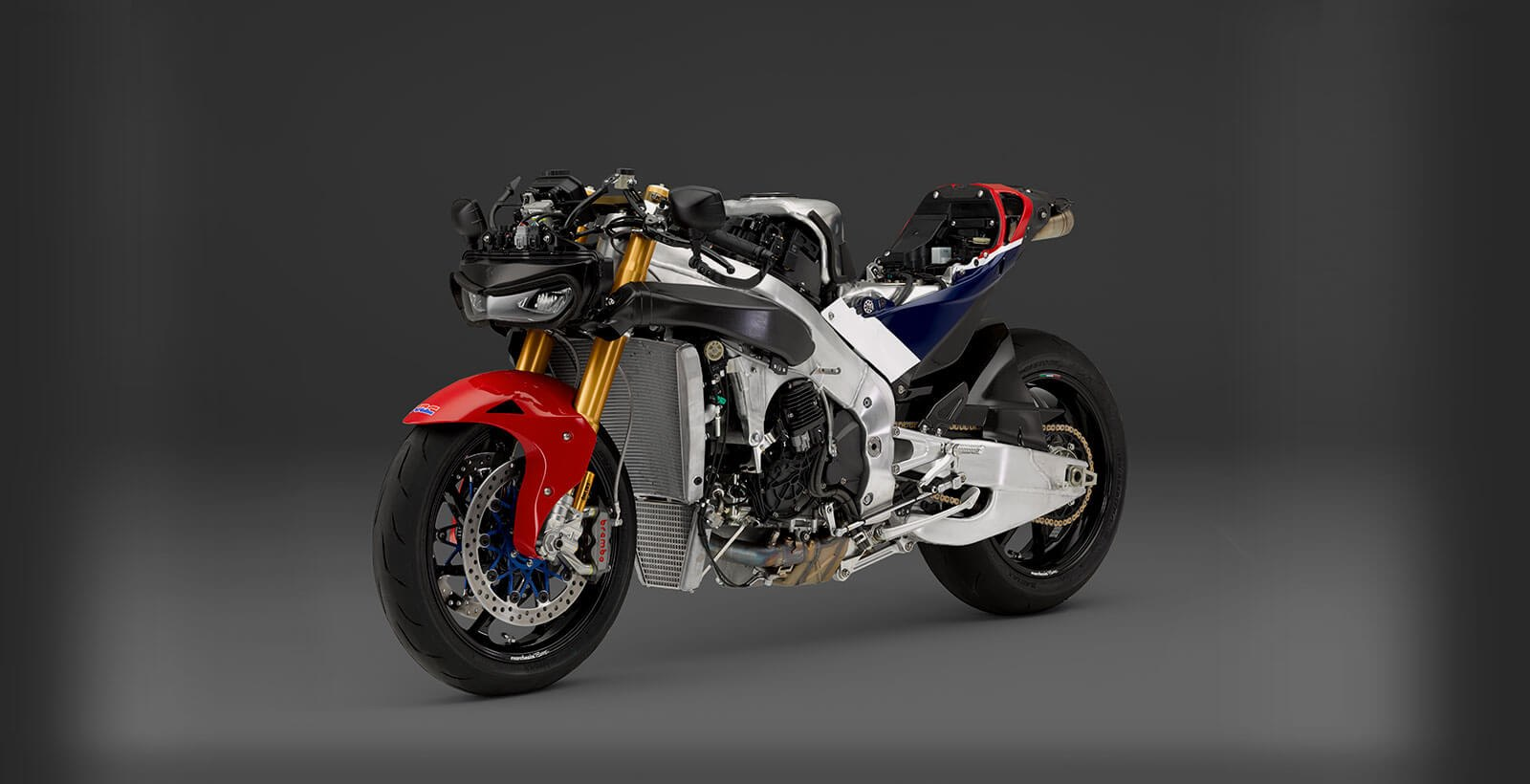 Honda RC213V-S naked
