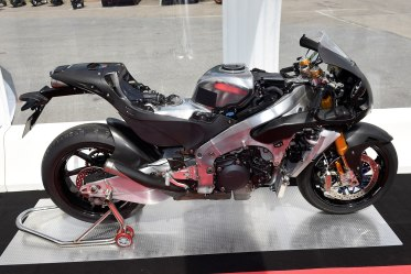 Honda RC213V-S without fairing