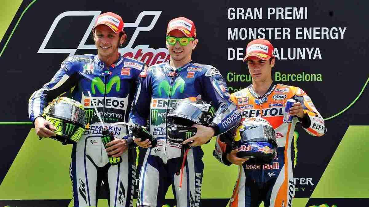 MotoGP Catalunya winners