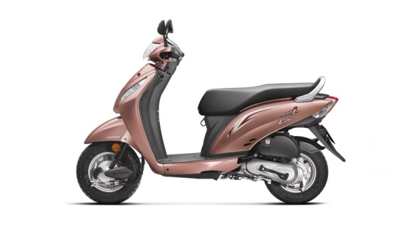 New 2015 Activa i Autumn Beige Metallic colour option