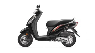 New 2015 Activa i black colour option