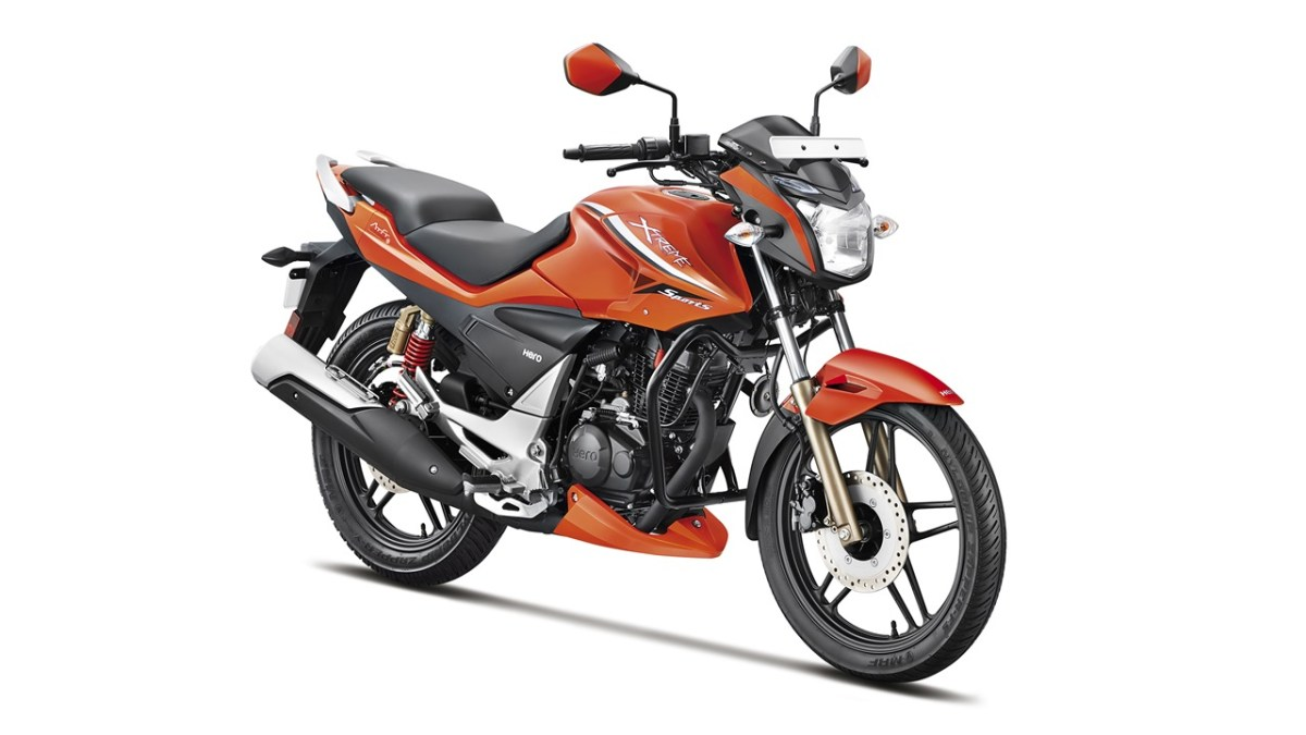 New Hero Xtreme Sports Pyro Orange colour option