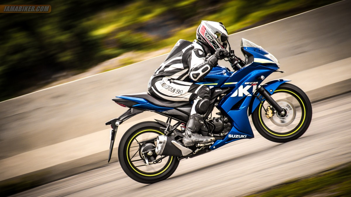 Suzuki Gixxer SF review engine, performance and mileage