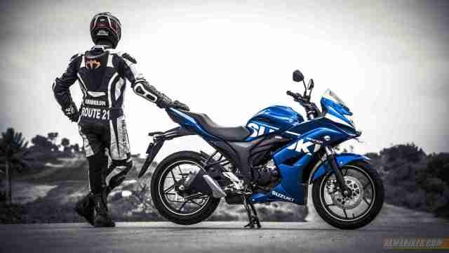 Suzuki Gixxer SF review verdict