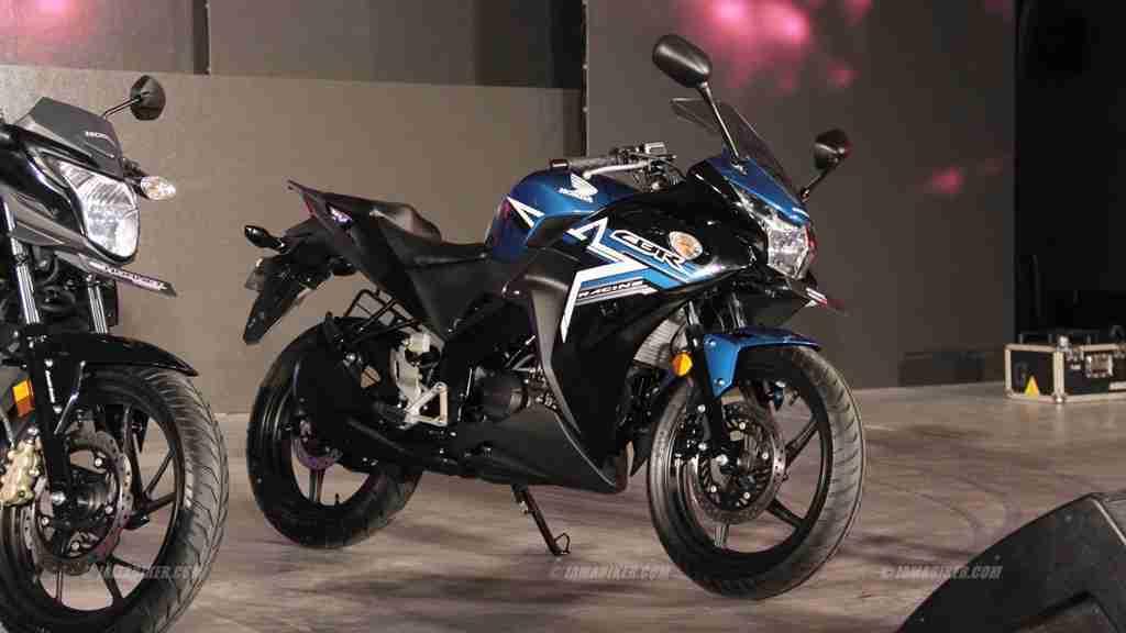 2015 Honda CBR150R