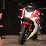 Honda Cbr650f India All Details Iamabiker Everything Motorcycle