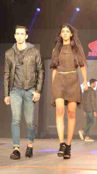 Honda Revfest Bangalore GAS fashion show