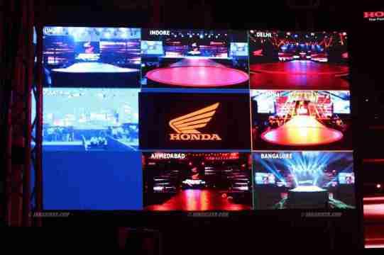 Honda Revfest live streaming