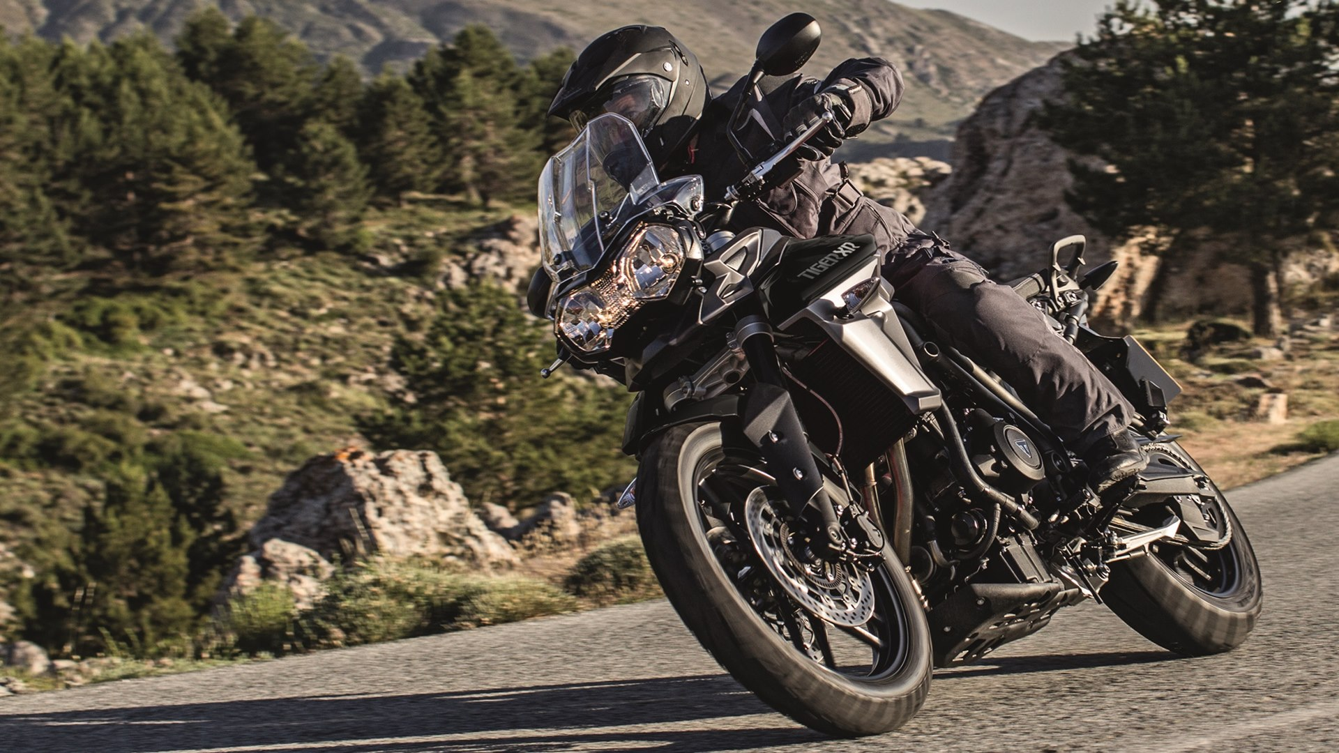 Triumph Tiger 800 XR launched in India