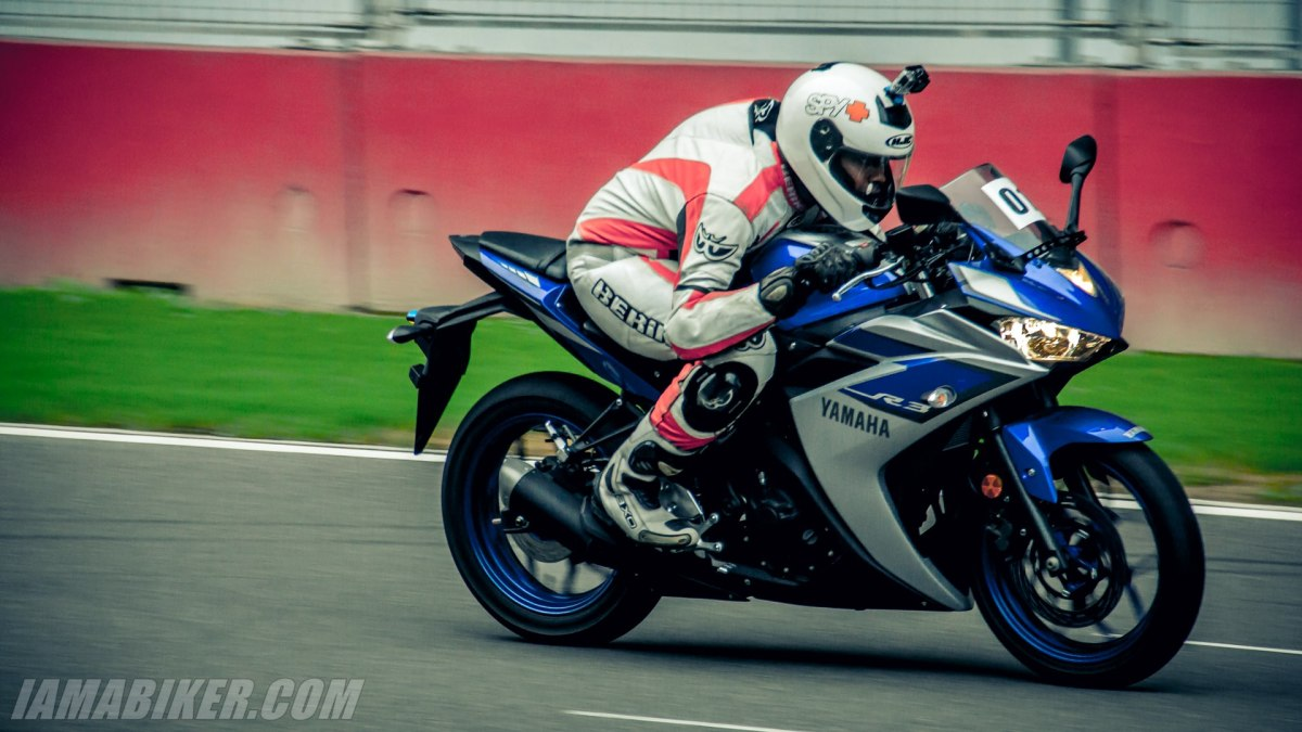 Yamaha YZF-R3 India first ride