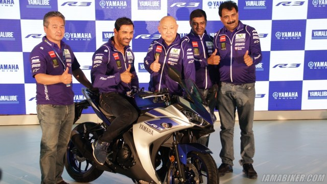 Yamaha YZF-R3 launched