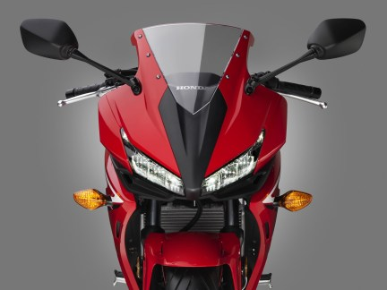2016 Honda CBR500R LED headlights