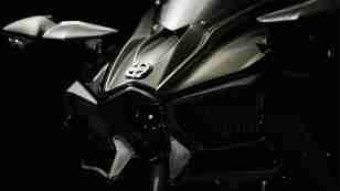 2016 Kawasaki Ninja H2 black colour option