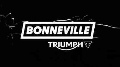 2016 Triumph Bonneville teaser