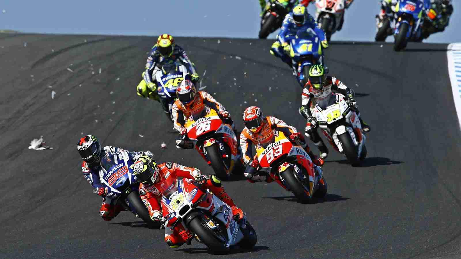 MotoGP Phillip Island 2015 wallpaper