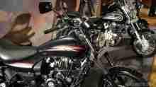 New Bajaj Avenger 220